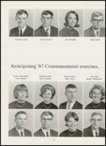 1967 High Point Central High School Yearbook Page 106 & 107