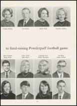 1967 High Point Central High School Yearbook Page 112 & 113