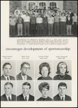 1967 High Point Central High School Yearbook Page 114 & 115