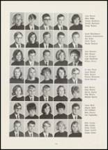 1967 High Point Central High School Yearbook Page 120 & 121