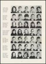 1967 High Point Central High School Yearbook Page 122 & 123
