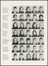1967 High Point Central High School Yearbook Page 126 & 127