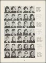 1967 High Point Central High School Yearbook Page 132 & 133