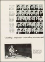 1967 High Point Central High School Yearbook Page 150 & 151