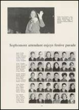 1967 High Point Central High School Yearbook Page 152 & 153