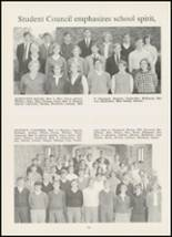 1967 High Point Central High School Yearbook Page 160 & 161