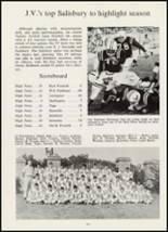 1967 High Point Central High School Yearbook Page 218 & 219