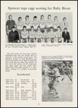1967 High Point Central High School Yearbook Page 224 & 225