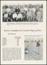 1967 High Point Central High School Yearbook Page 226 & 227