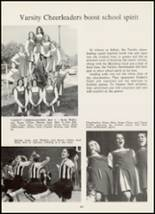 1967 High Point Central High School Yearbook Page 234 & 235