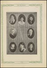 1923 Gonzales High School Yearbook Page 18 & 19