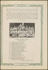 1923 Gonzales High School Yearbook Page 24 & 25