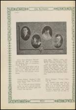1923 Gonzales High School Yearbook Page 26 & 27