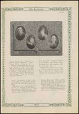 1923 Gonzales High School Yearbook Page 28 & 29