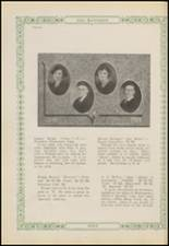 1923 Gonzales High School Yearbook Page 30 & 31