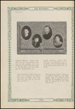 1923 Gonzales High School Yearbook Page 32 & 33
