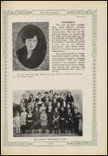 1923 Gonzales High School Yearbook Page 52 & 53