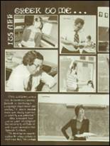1976 Henderson High School Yearbook Page 44 & 45