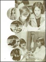1976 Henderson High School Yearbook Page 56 & 57