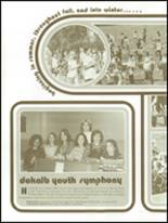 1976 Henderson High School Yearbook Page 102 & 103