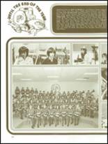 1976 Henderson High School Yearbook Page 106 & 107