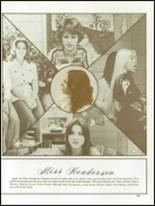 1976 Henderson High School Yearbook Page 242 & 243