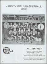 2000 Cross Plains High School Yearbook Page 76 & 77