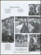 2000 Cross Plains High School Yearbook Page 88 & 89