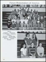 2000 Cross Plains High School Yearbook Page 128 & 129