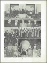 1956 Boonsboro High School Yearbook Page 18 & 19