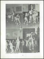 1956 Boonsboro High School Yearbook Page 22 & 23