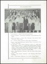 1956 Boonsboro High School Yearbook Page 24 & 25