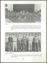1956 Boonsboro High School Yearbook Page 28 & 29