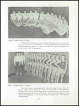 1956 Boonsboro High School Yearbook Page 30 & 31