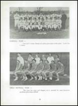 1956 Boonsboro High School Yearbook Page 32 & 33