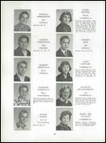 1956 Boonsboro High School Yearbook Page 38 & 39