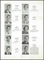 1956 Boonsboro High School Yearbook Page 40 & 41
