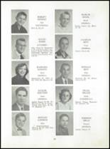 1956 Boonsboro High School Yearbook Page 42 & 43