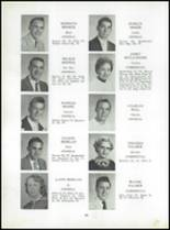 1956 Boonsboro High School Yearbook Page 44 & 45