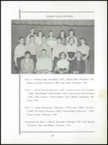 1956 Boonsboro High School Yearbook Page 50 & 51