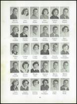 1956 Boonsboro High School Yearbook Page 52 & 53