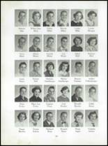 1956 Boonsboro High School Yearbook Page 54 & 55