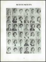 1956 Boonsboro High School Yearbook Page 56 & 57