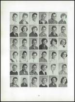 1956 Boonsboro High School Yearbook Page 58 & 59