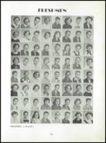 1956 Boonsboro High School Yearbook Page 62 & 63