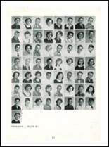 1956 Boonsboro High School Yearbook Page 64 & 65