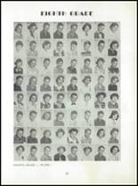 1956 Boonsboro High School Yearbook Page 66 & 67
