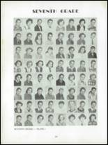 1956 Boonsboro High School Yearbook Page 72 & 73
