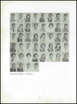 1956 Boonsboro High School Yearbook Page 74 & 75