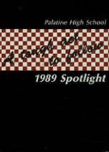 1989 Yearbook Palatine High School